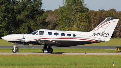 A picture of N414GD - Cessna 414A Chancellor - [414A0289] - © Orlando Suarez