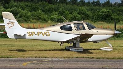 SP-PVG - Cirrus SR22-GTSx G3 - Private