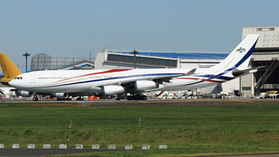 3DC-SDF - Airbus A340-313X - Swaziland - Government