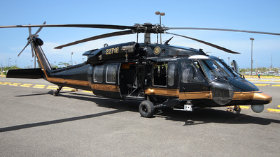 77-22718 - Sikorsky UH-60A Blackhawk - United States - US Department Of Homeland Security