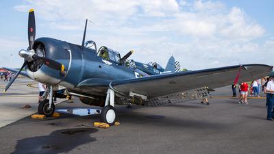 NL82GA - Douglas SBD-5 Dauntless - Commemorative Air Force