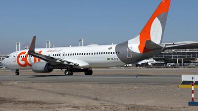 PR-GTB - Boeing 737-8EH - GOL Linhas Aereas - Flightradar24