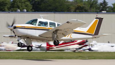 N1957L - Beechcraft B24R Sierra - Private