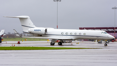N280PH - Gulfstream G-V - Private