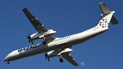 A picture of P4QAZ - De Havilland Canada Dash 8400 -  - © Damir Kagarmanov
