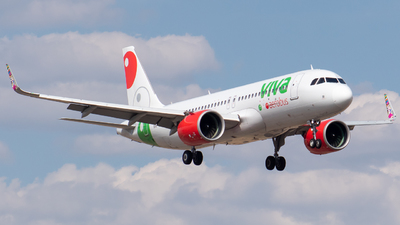 A picture of XAVIO - Airbus A320271N - VivaAerobus - © Miguel Fiesco (MAS Aviation Press)