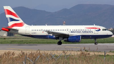 G-DBCI - Airbus A319-131 - British Airways