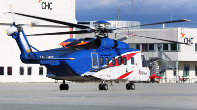 A picture of LNONW - Sikorsky S92A - Bristow Helicopters - © R.Rimestad