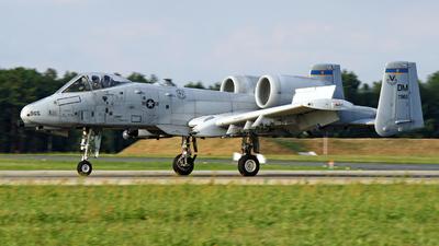 81-0965 - Fairchild A-10A Thunderbolt II - United States - US Air Force (USAF)