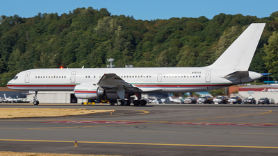 N757SS - Boeing 757-236 - Juliet Romeo Aviation