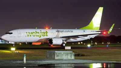 PR-GTU - Boeing 737-8EH - WebJet Linhas Aéreas
