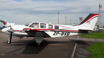 ZP-BVB - Beechcraft 58 Baron - Private