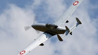 HB-RDH - EKW C-3605 Schlepp - Private