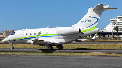 N450CH - Embraer EMB-545 Legacy 450  - Private