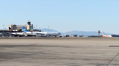 LEMD - Airport - Ramp