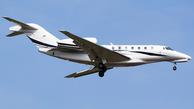 N125TH - Cessna 750 Citation X - Private