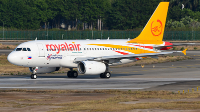 RP-C9388 - Airbus A319-132 - Royal Air Philippines