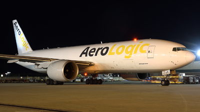 D-AALC - Boeing 777-FZN - AeroLogic