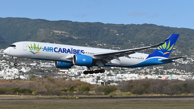 A picture of FHNET - Airbus A350941 - Air Caraibes - © Charles-Henri FONTAINE