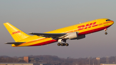 N658GT - Boeing 767-281(BDSF) - DHL (Atlas Air)