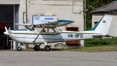 HA-BFD - Reims-Cessna FR172H Reims Rocket - Private