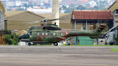 HX-3315 - Eurocopter AS 332L Super Puma - Indonesian Aerospace