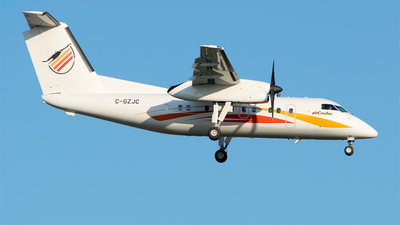 A picture of CGZJC - De Havilland Canada Dash 8100 - Air Creebec - © RZ