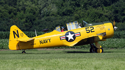 N80938 - North American AT-6D Texan - Private