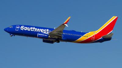 N8601C - Boeing 737-8H4 - Southwest Airlines