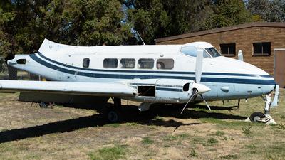 VH-ABK - De Havilland DH-104 Dove Riley 400 - Pay's Air Service
