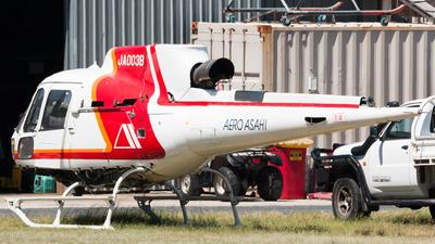 JA003B - Aérospatiale AS 350B3 Ecureuil - Aero Asahi