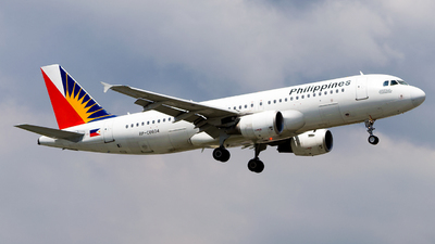 RP-C8604 - Airbus A320-214 - PAL Express