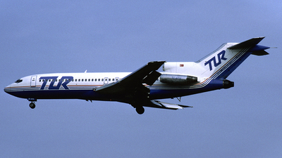 TC-ATU - Boeing 727-76 - TUR European Airways