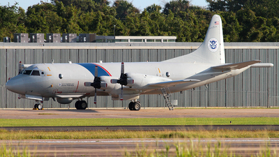 N403SK - Lockheed P-3B Orion - United States - US Customs Service
