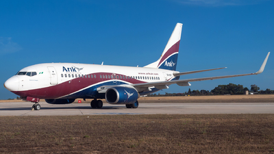 A picture of 5NMJF - Boeing 7377GL - Arik Air - © Jonathan Mifsud