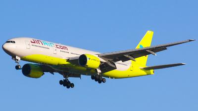 HL7750 - Boeing 777-2B5(ER) - Jin Air
