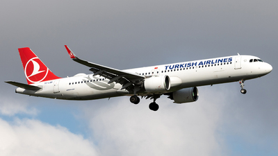 A picture of TCLSR - Airbus A321271NX - Turkish Airlines - © Marco Wolf
