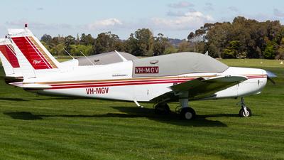 VH-MGV - Piper PA-28-151 Cherokee Warrior - Lilydale Flying School