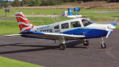 G-EGTB - Piper PA-28-161 Warrior II - Tayside Aviation