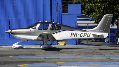 PR-CPU - Cirrus SR22-GTS G6 Platinum - Private