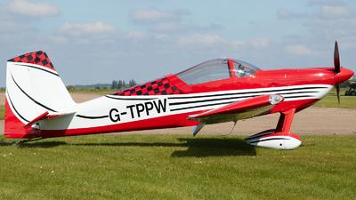 G-TPPW - Vans RV-7 - Private