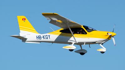 HB-KGY - Tecnam P2010 - Flugschule Basel