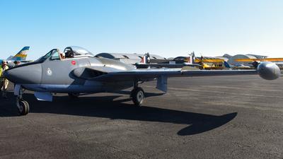 ZK-VNM - De Havilland DH-112 Venom FB.4 - Private