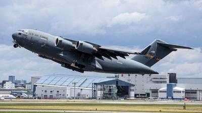 07-7189 - Boeing C-17A Globemaster III - United States - US Air Force (USAF)
