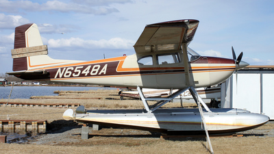 N6548A - Cessna 180 Skywagon - Private