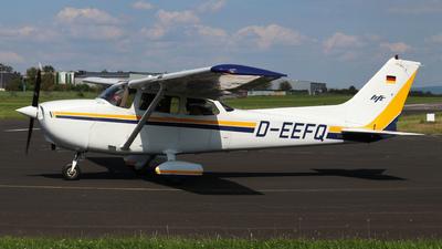 D-EEFQ - Cessna 172R Skyhawk II - HFC - Hanseatischer Fliegerclub Frankfurt