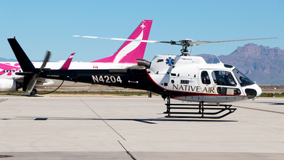 A picture of N4204 - Airbus Helicopters H125 - [4204] - © MISAEL OCASIO HERNANDEZ