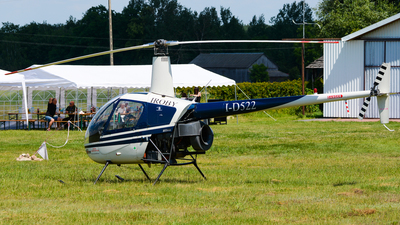 I-D522 - Robinson R22 Beta - Private