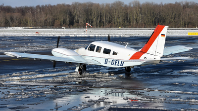 D-GELD - Piper PA-34-200T Seneca II - Private