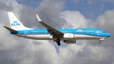 PH-HSE - Boeing 737-8K2 - KLM Royal Dutch Airlines